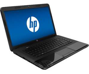 My New HP Laptop